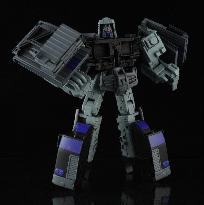 XavierCal s Customs  Transformers Generation 1 MotormasterTransformers Prime Motormaster