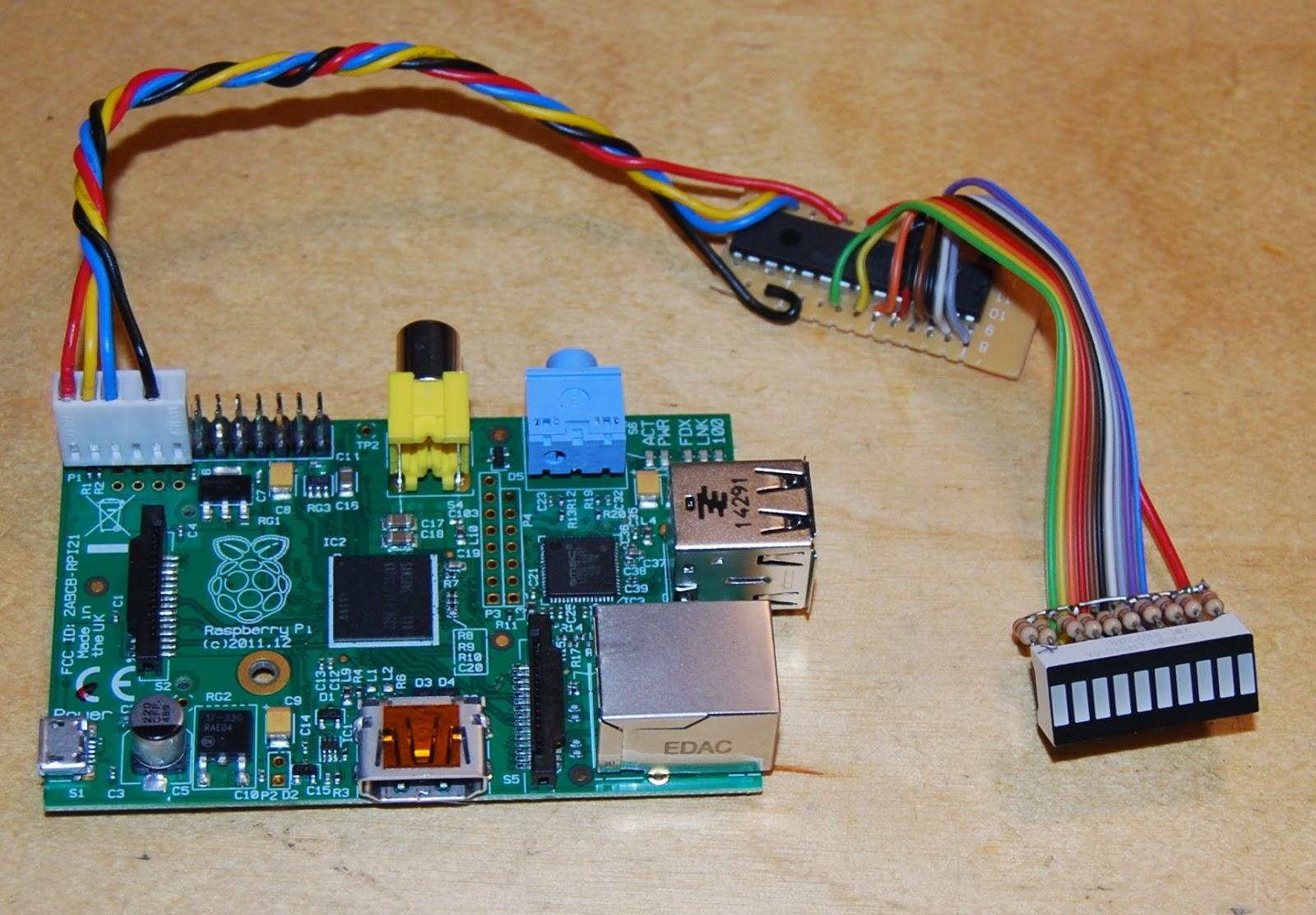 The Raspberry Pi Hobbyist 2015 Wiringpi Api A Couple Of Notes On Build