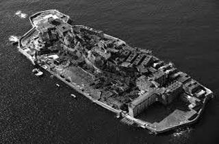 Hashima Pulau Hantu Dari Jepang