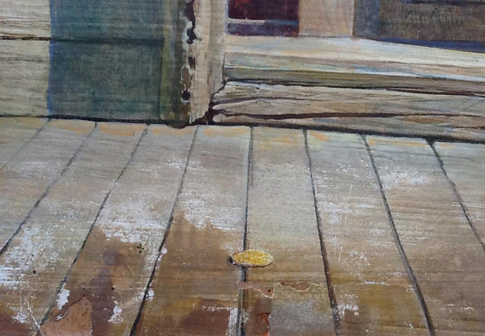 Painting. John Philip Falter.