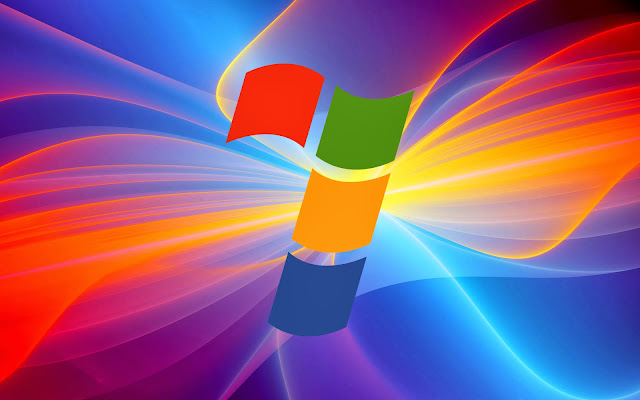 Abstrakt Windows 7 bilder