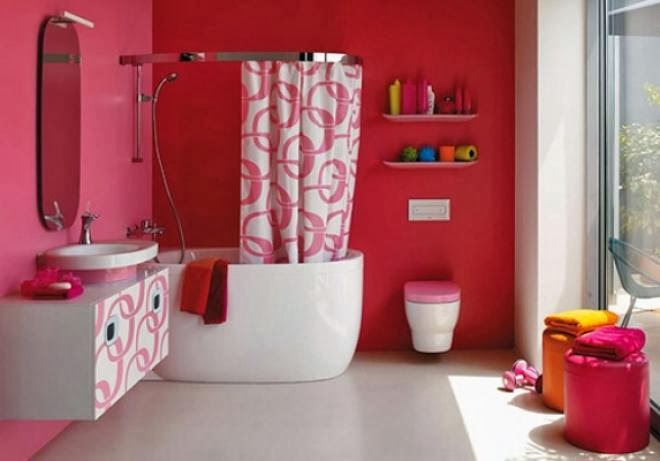 Vasca Da Bagno Romantica : Case di lusso il bagno romantico