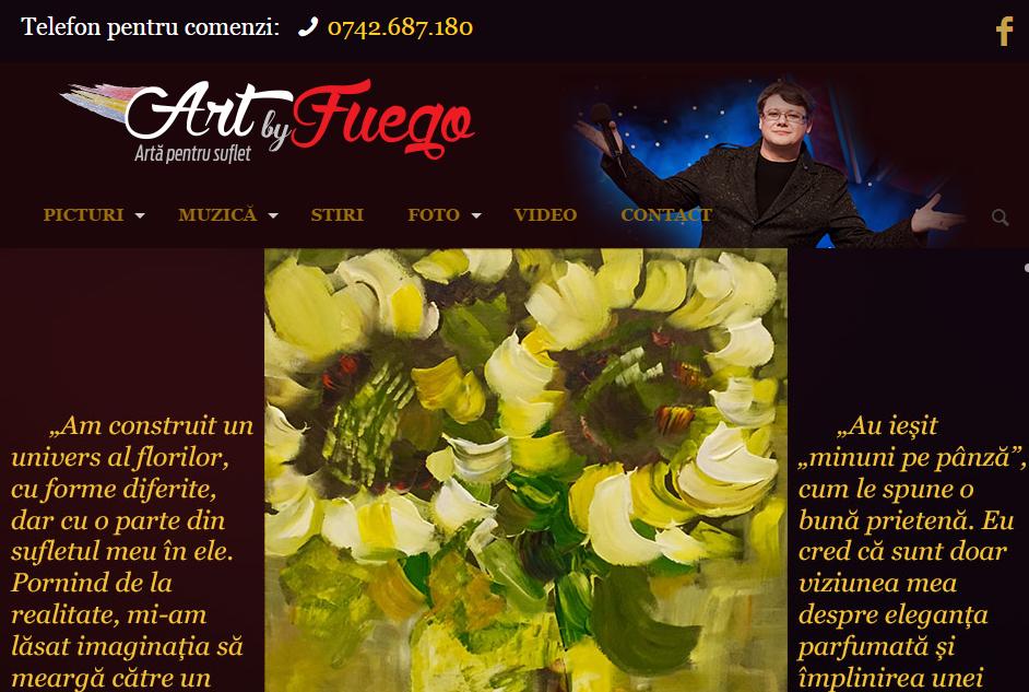 Art by Fuego - Artă pentru suflet
