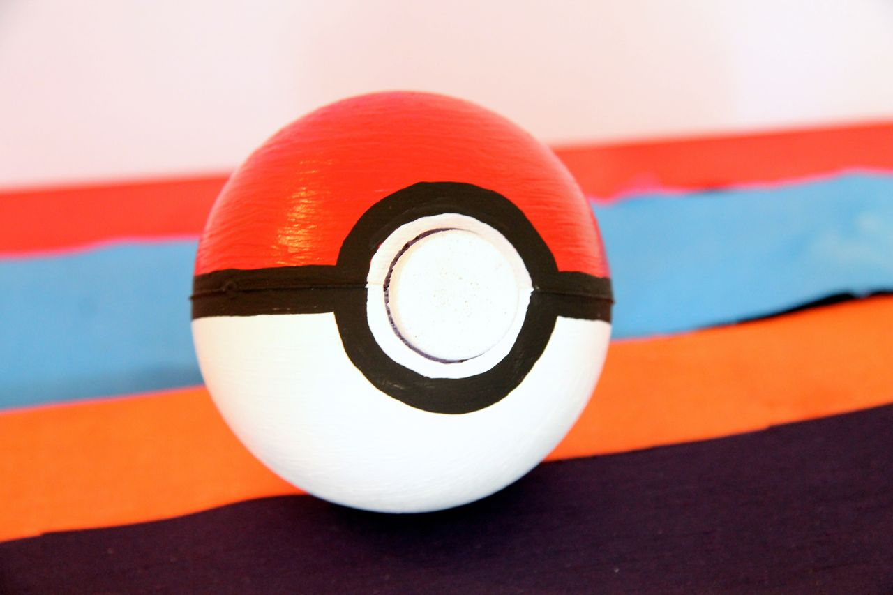 diy pokeball
