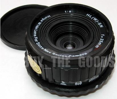 sony nex holga wide lens