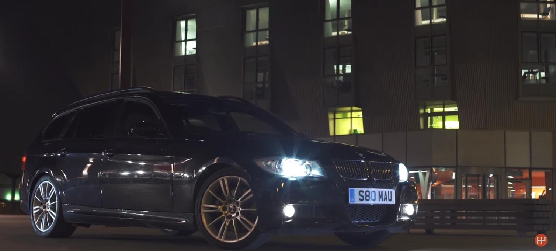 Comprar carros na Inglaterra: BMW