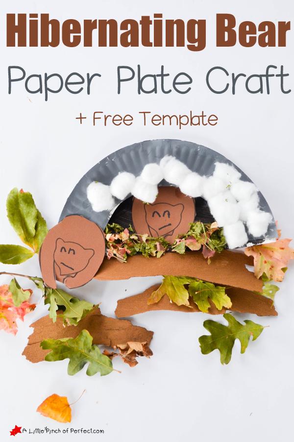 Relentlessly fun deceptively educational after school for Hibernation crafts for kids