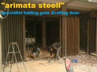 gambar folding gate murah