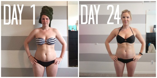 Weight lose 21 days