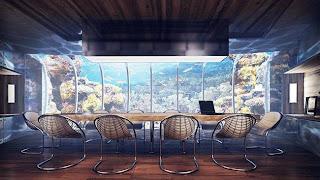 tarif hotel bawah laut