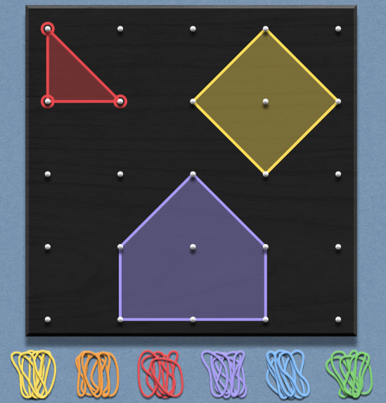 http://www.mathlearningcenter.org/web-apps/geoboard/