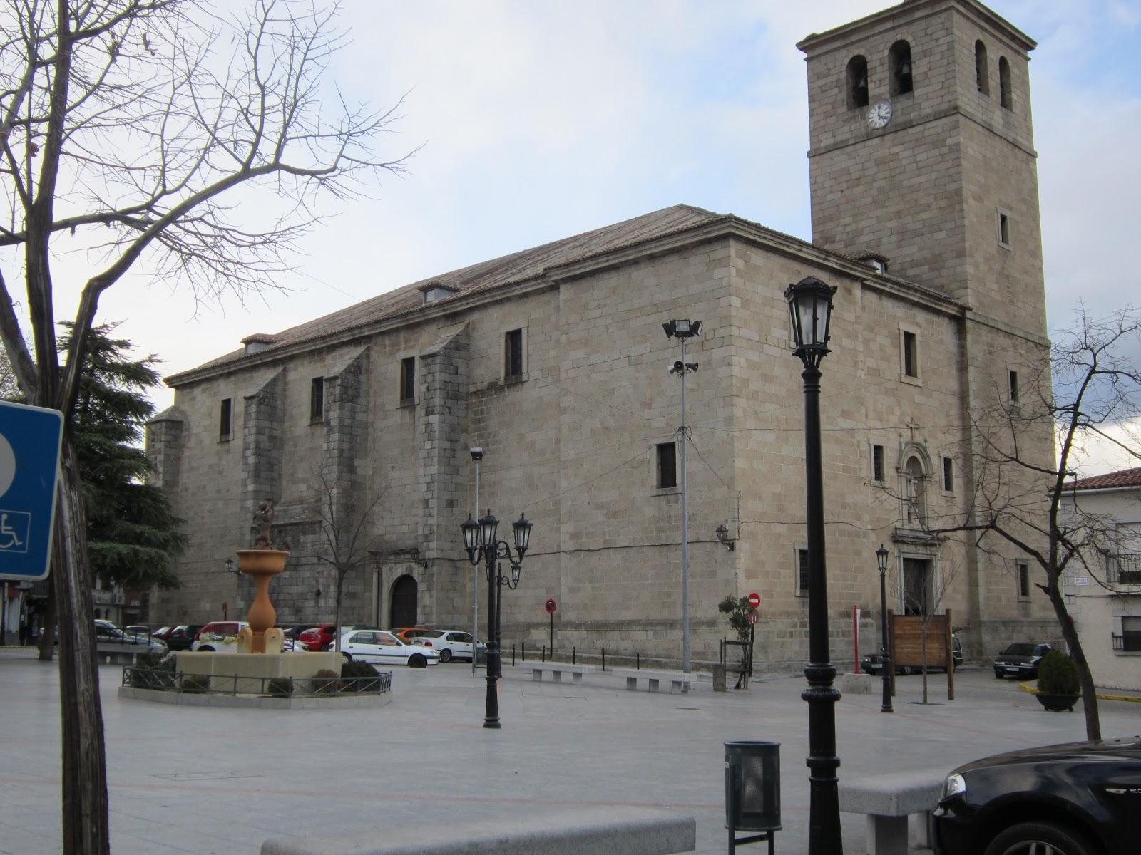 Blog de enrique iglesia santiago apostol for Fabrica de granito en santiago