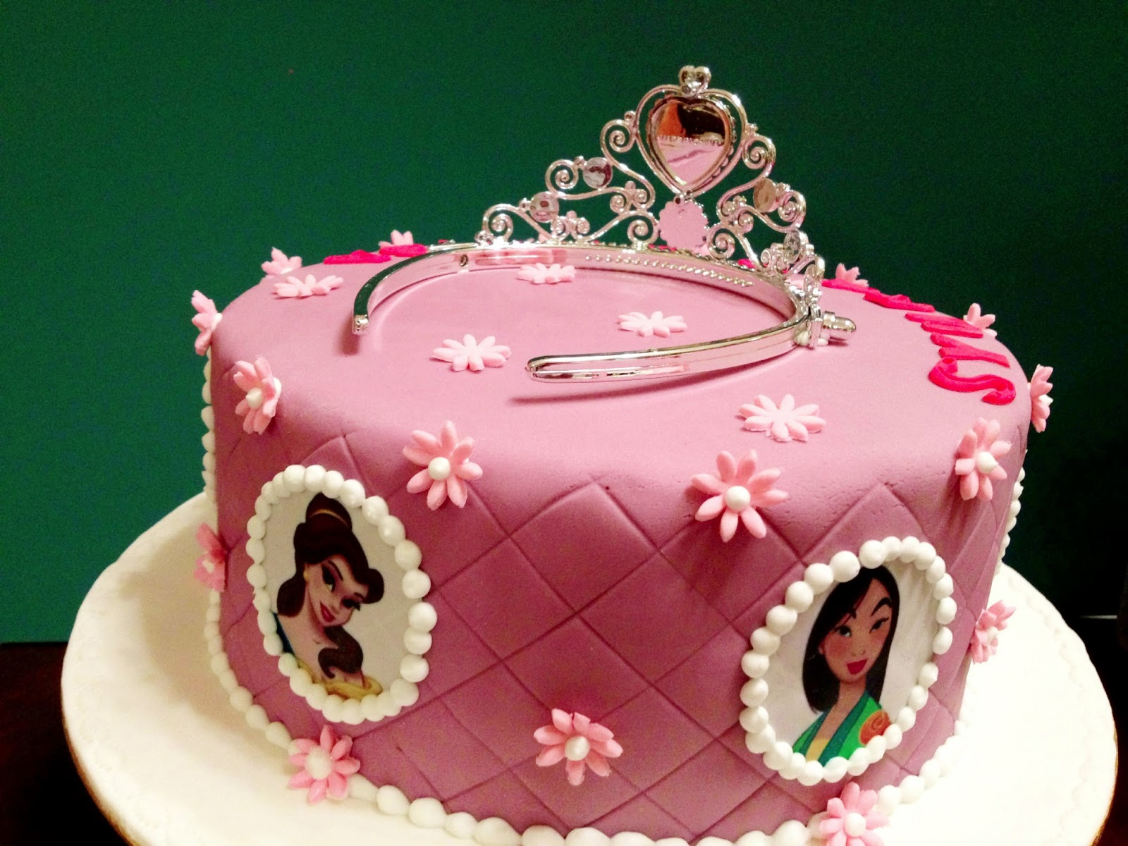 Disney Princess Cake Oven