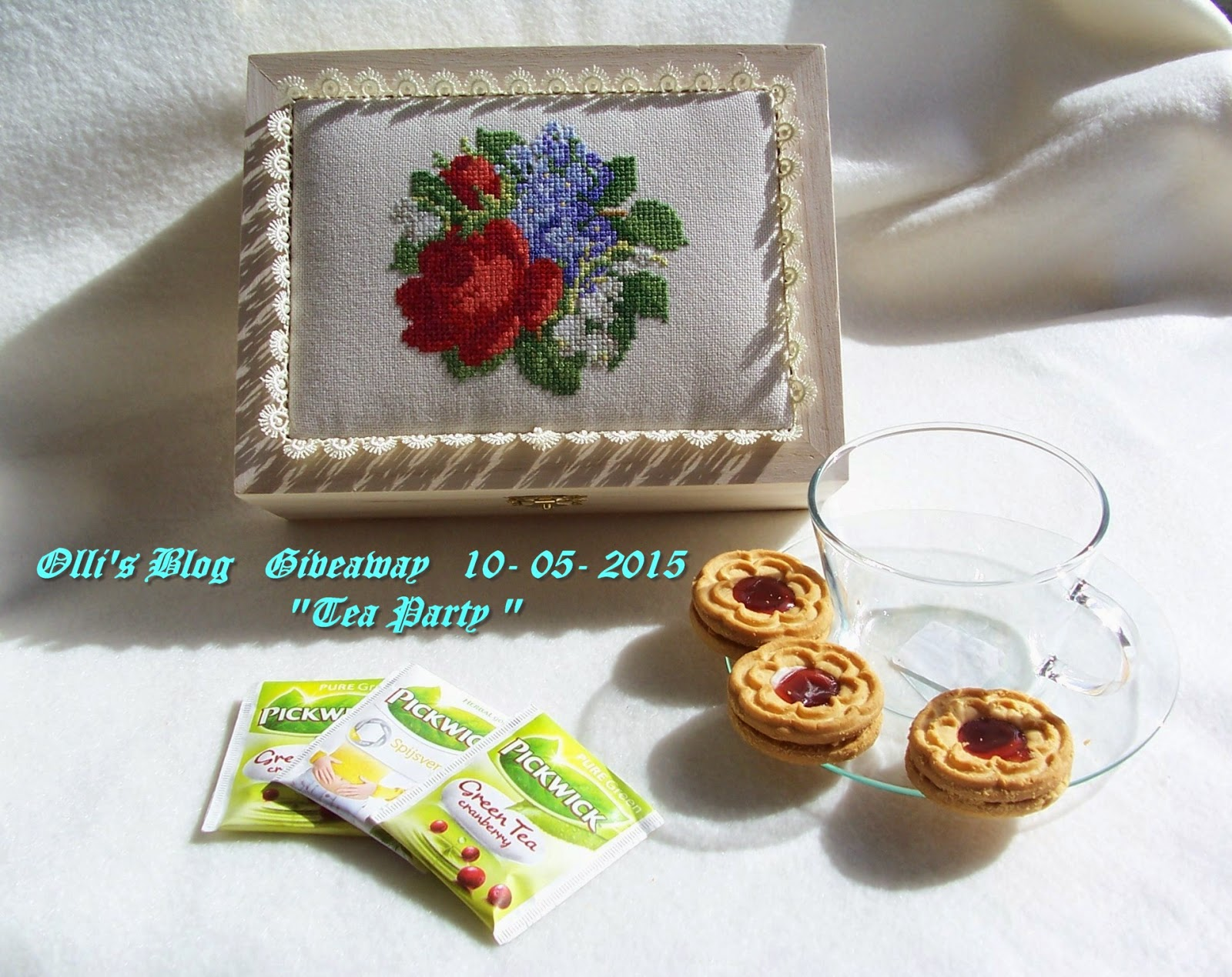 "Me to You 4 -  Giveaway ""Tea Party"" 10-5-2015"
