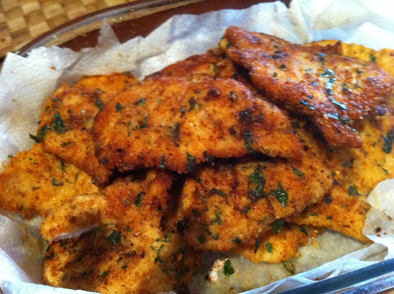 ... Working Mum: Chicken Cotoletta (or chicken Schnitzel- italian style