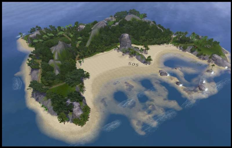 sims 3 download empty worlds
