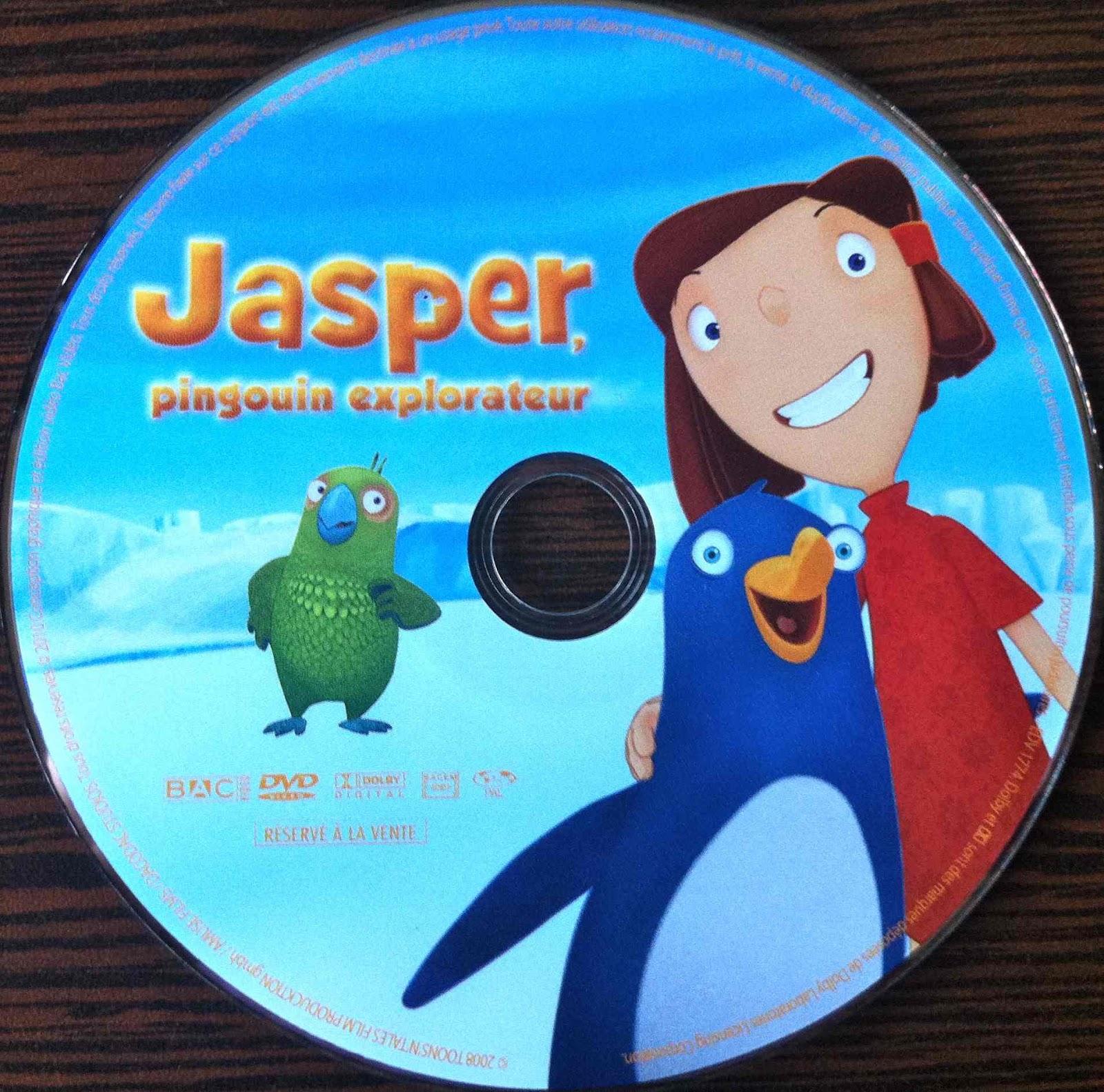Magic doudou club jasper pingouin explorateur - Jasper le pingouin ...
