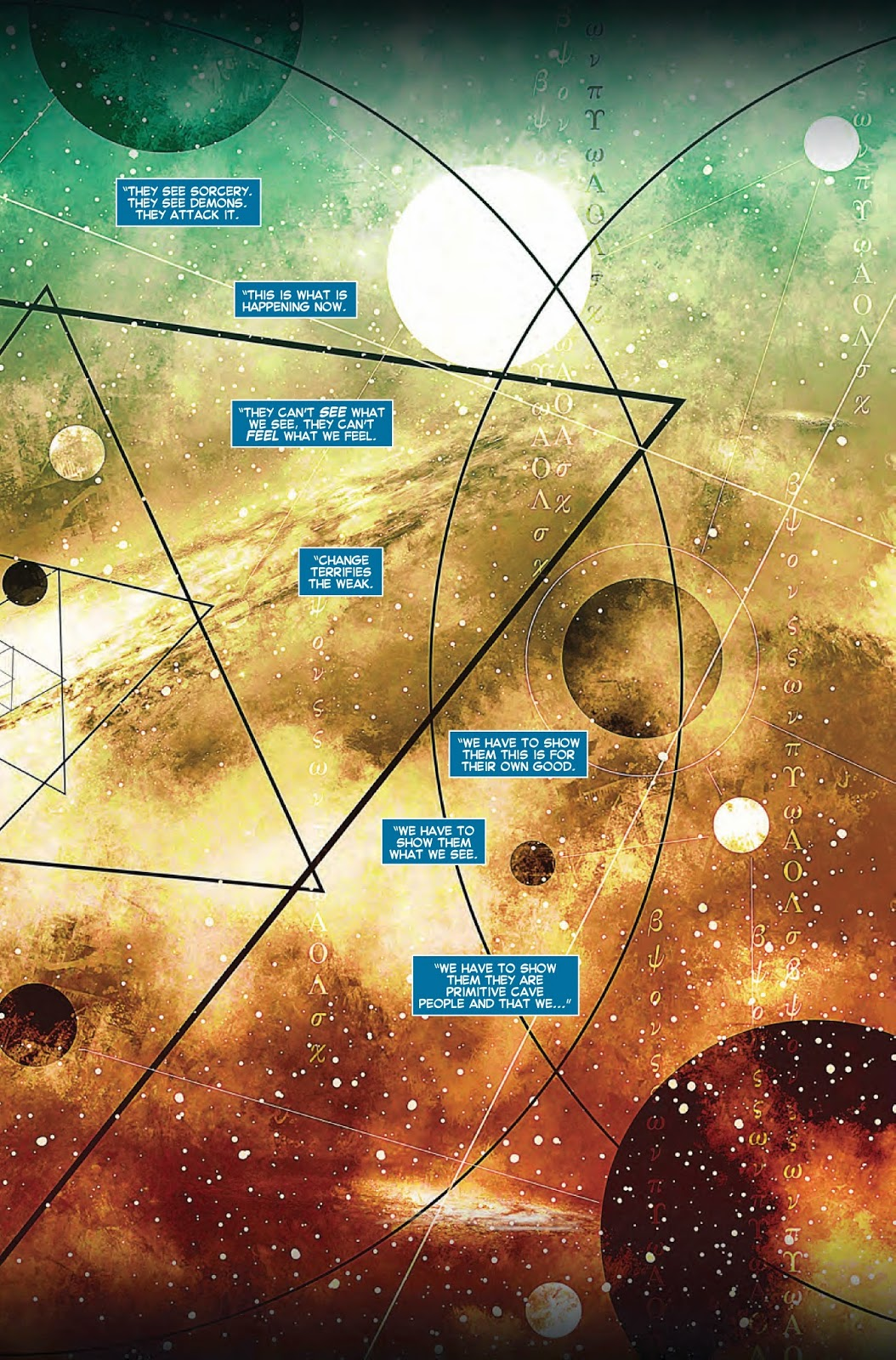 Marvel Space 616 Universe