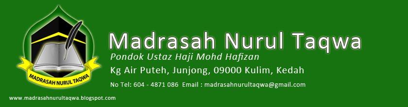 Madrasah Nurul Taqwa, Junjung, Kulim