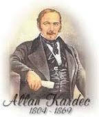 Allan  Kardec     A MENSAGEM ele CODIFICOU