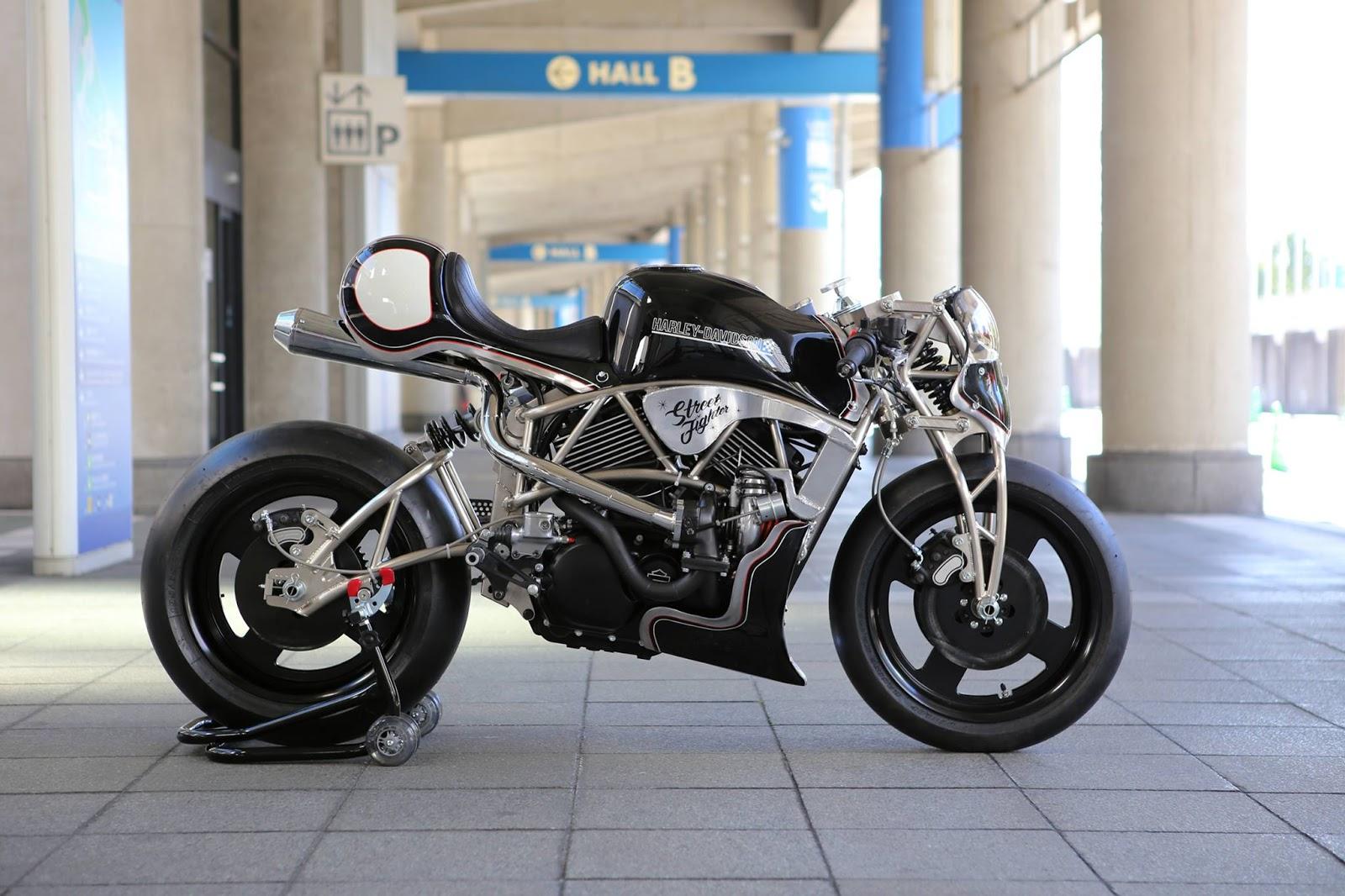 Harley Davidson XG 750 Turbo Street Fighter