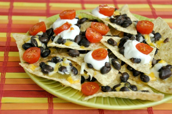 Guilt-free nachos :: long live melty cheese!