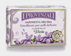 saponetta viola provenzali