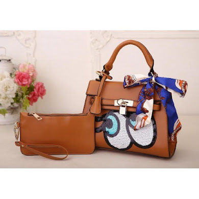 AAA DESIGNER BAG – BROWN