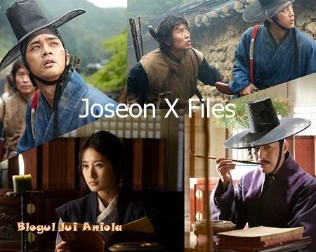 Joseon X files - ep 7