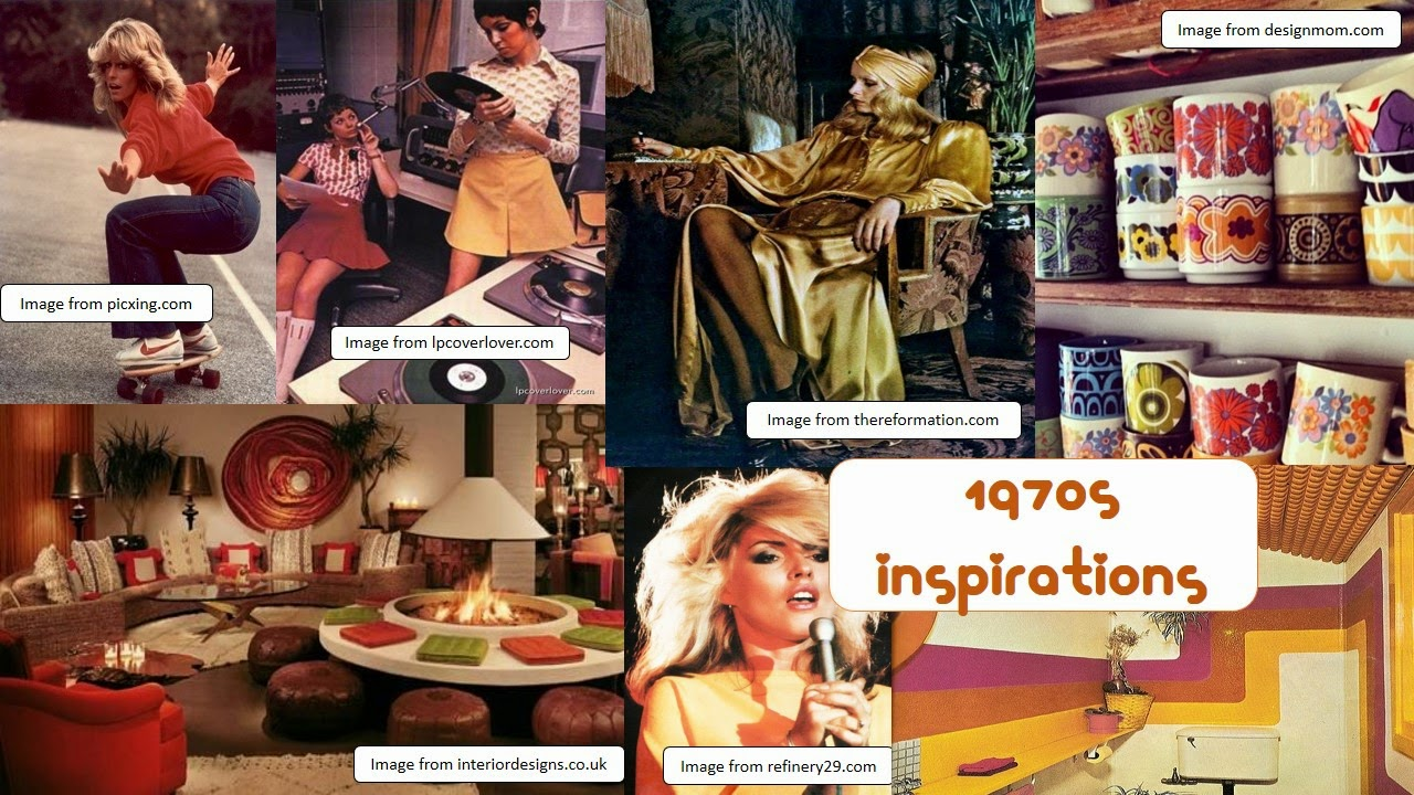 1970s style inspirations