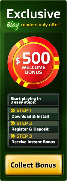 PartyPoker welcome bonus