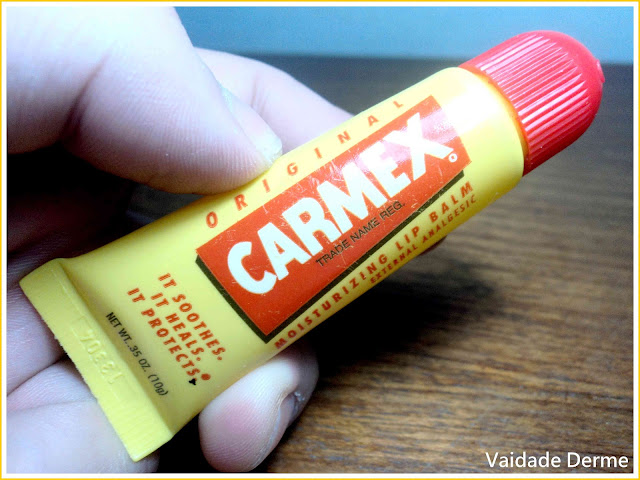 Carmex Lip Balm Original
