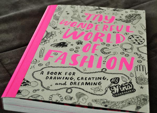 Svet módy je plný krásnych ilustrácií,ktoré vytvorila nina