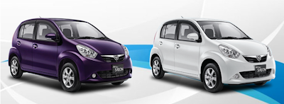 Daihatsu Sirion City Car