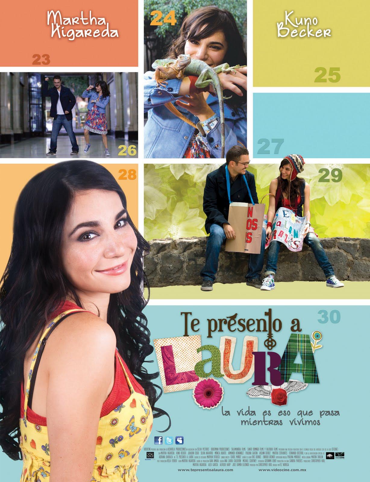 Te presento a Laura (DvdRip) (Español Latino) (MG)