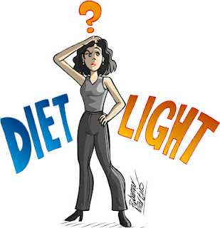 Alimentos diet e light