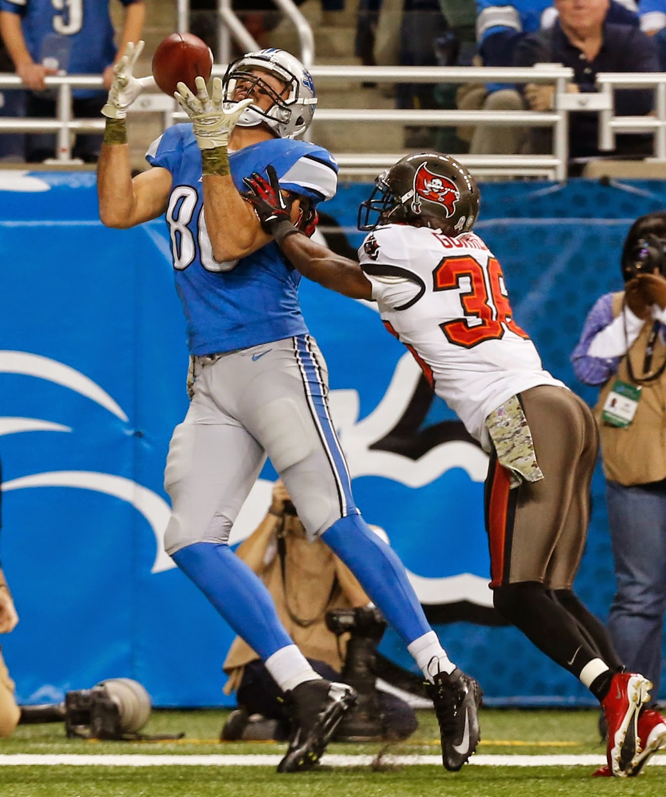 Detroit Lions — Three reasons Joe Fauria will still play role in offense