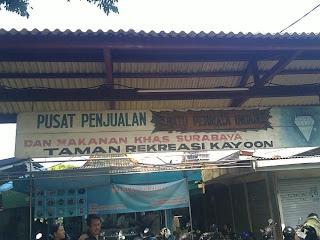 pusat batu mulia jl. Kayon surabaya