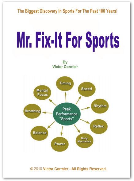 The 9 Secrets Of Peak Performance In Sports