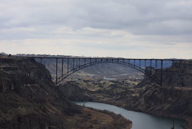 Perrine Bridge Twin Falls, Idaho