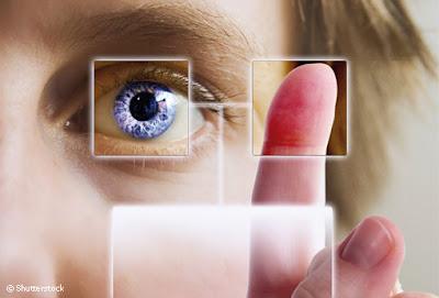 Microchips comestibles, sistemas biométricos de identificación y computadoras que leen la mente