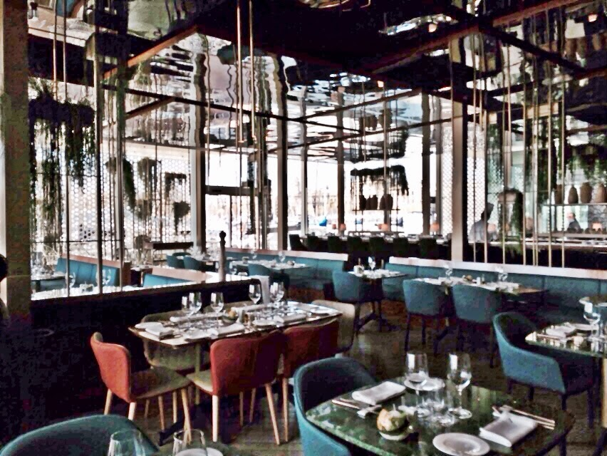 Barcelona besotted because of the new luxe one ocean for One ocean club barcelona