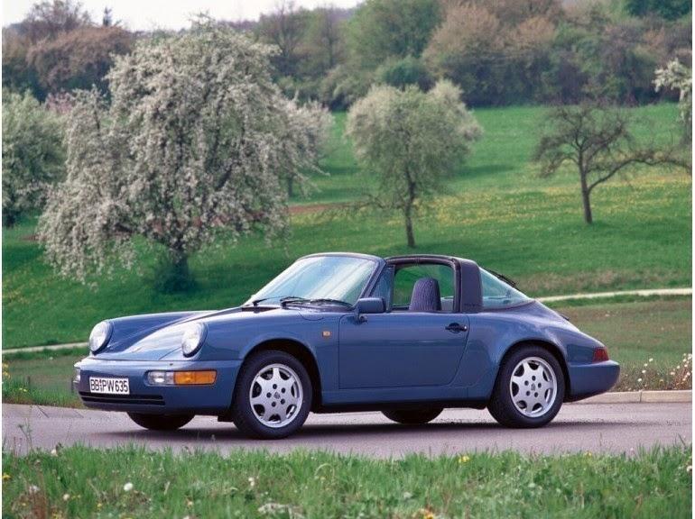 Porsche Targa - Edition 964
