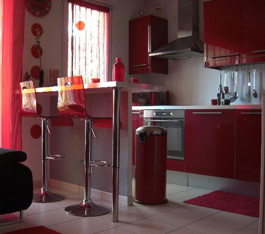 decoracao cozinha pequena simples:DECORAÇÃO: 5 IDEIAS PARA COZINHAS PEQUENAS – Cores da Casa
