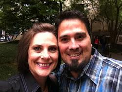 Johnny and Larissa