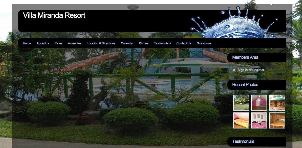 Lubao Beach Resort