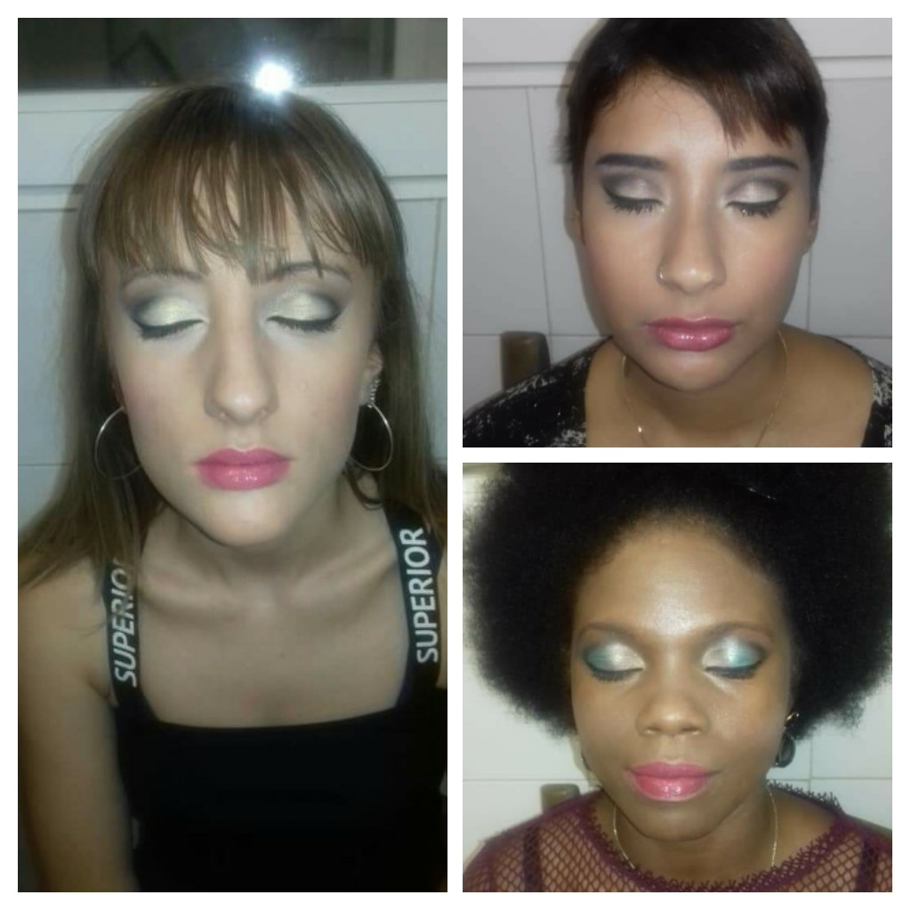 Maquillaje Desfiles
