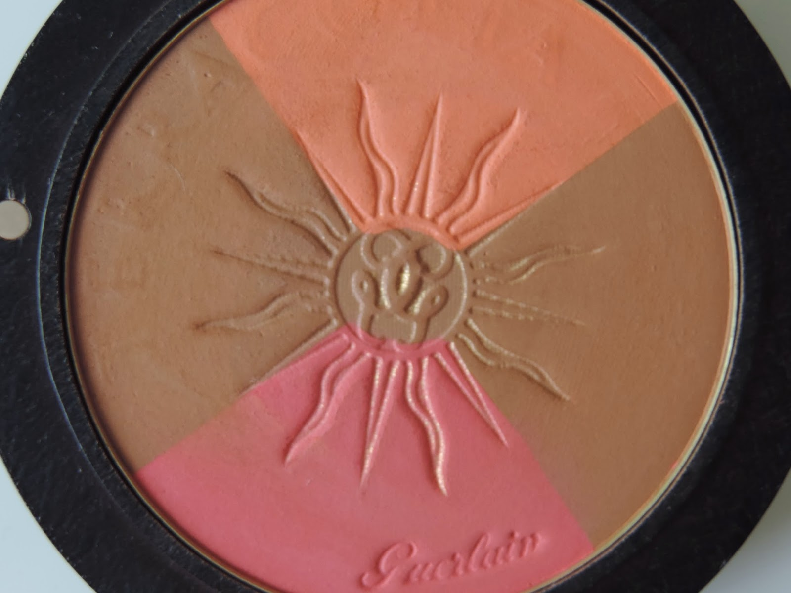 Guerlain Terracotta Sun Celebration Bronzing Powder & Blush