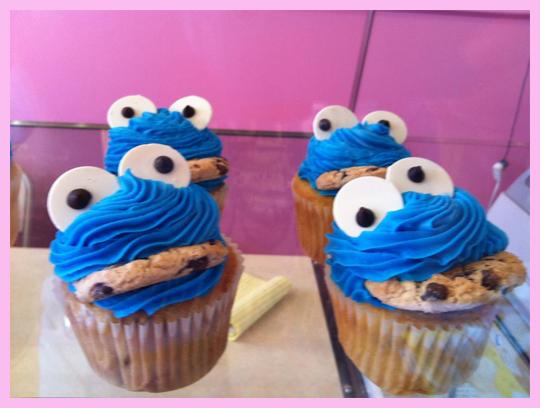 kurabiye canavarı cupcake modeli cupcakeler cupcake tasarım
