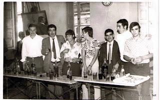 Candelario Salamanca fiesta en el Casino Obrero de Candelario